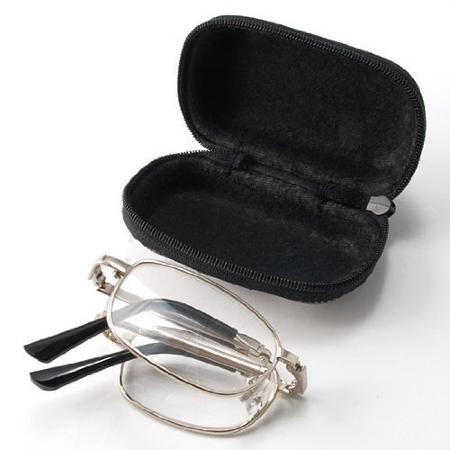 Frame THG metal anti-fatiga plegable plegable de bolsillo Gafas de lectura Gafas...