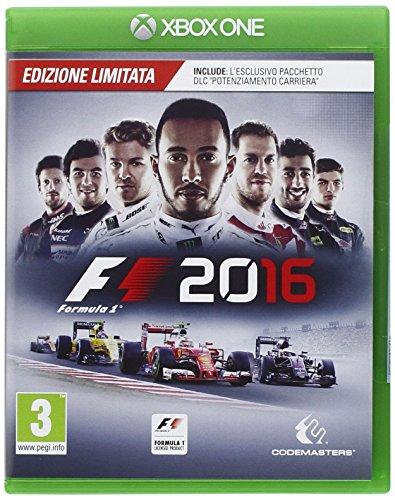 F1 2016 - Day-One - Xbox One