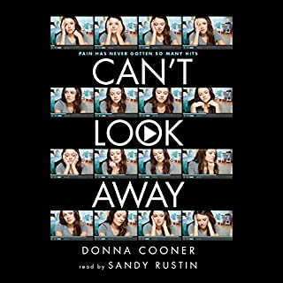 Can't Look Away audiobook cover art