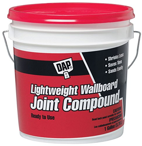 DAP White Light Weight Joint Compound 1 gal.
