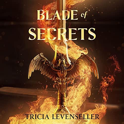 『Blade of Secrets』のカバーアート