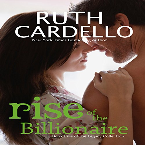 Rise of the Billionaire audiobook cover art