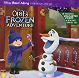 Olaf's Frozen Adventure (Read-Along Storybook and CD)