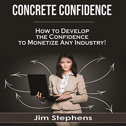 Concrete Confidence  By  cover art