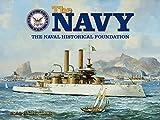 Navy 2022 Calendar