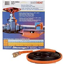 Easy Heat AHB-118 Cold Weather Valve and Pipe Heating Cable, 18-Feet