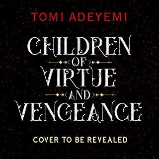 Children of Virtue and Vengeance audiobook cover art