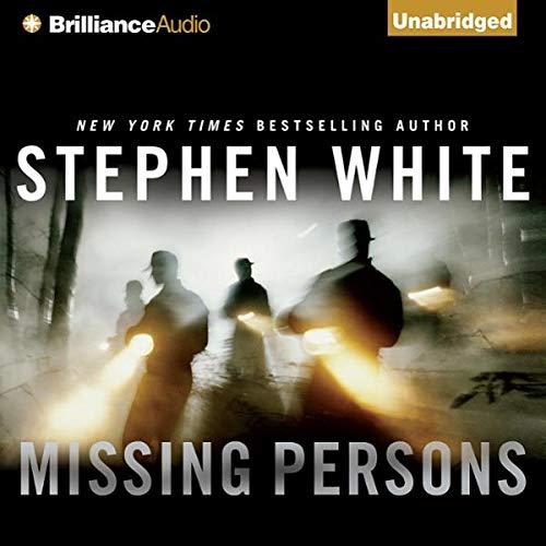 Couverture de Missing Persons