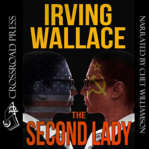 The Second Lady audiobook cover art