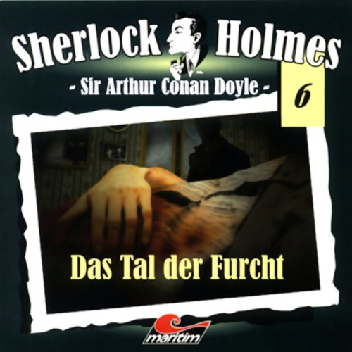Das Tal der Furcht audiobook cover art