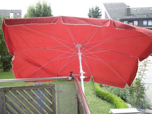 Support pour parapluie-bâtons de 25,5 à 42 mm de diamètre - 2 pièces - 35 support mm de diamètre pour l'extérieur ou à l'intérieur 11 cm hauteur de fixation de parapluie-holly breveté rond éléments pour fixer ou carrés de 1 à 35 mm avec support pivotant 360° avec kratzfreien uNIVERSALGELENKHALTERUNG gUMMISCHUTZKAPPEN de fixation-support orientable à 360° avec distance prises pour parasol bâtons de 25,5 à 42 mm de diamètre avec douille profonde 11 cm 13 cm d long bec pivotant-distance filetage-innovation axe-fabriqué en allemagne-holly ® produits sTABIELO holly-- sunshade ® chez sCHIRMEN-de 2,50 cm de diamètre - 2 supports de fixation ou 2–te utiliser pour des raisons de sécurité (kabelbinder)