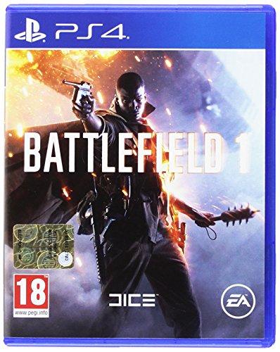 PS4 - Battlefield 1 - [PAL EU - NO NTSC]