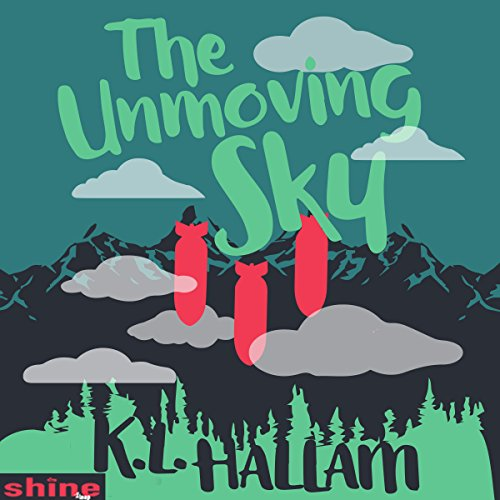 The Unmoving Sky audiobook cover art
