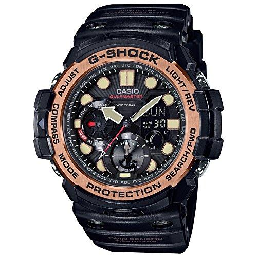 CASIO - Herren -Armbanduhr GN-1000RG-1AER