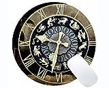 Yanteng Juego, Alfombrilla de ratón Personalizada, Reloj, Destino, Tiempo de la Vida, Muerte, Alfombrilla de ratón