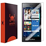 Skinomi TechSkin - Schutzfolie für BlackBerry Leap - deckt den Display