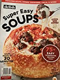 delish super easy soups 2019 Magazine 75+