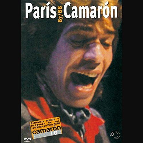 Camarón - Paris 87/88 [Francia] [DVD]