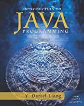 intro to java programming comprehensive version