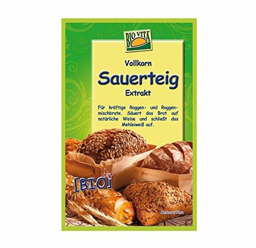BIOVITA Sauerteig-Extrakt, 6er Pack (6 x 15 g)