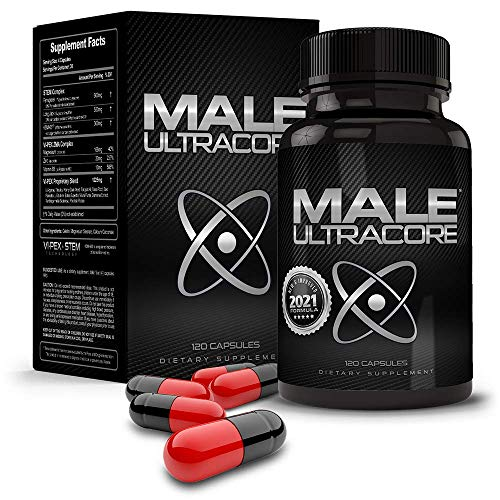Male UltraCore - High Potency Testo…