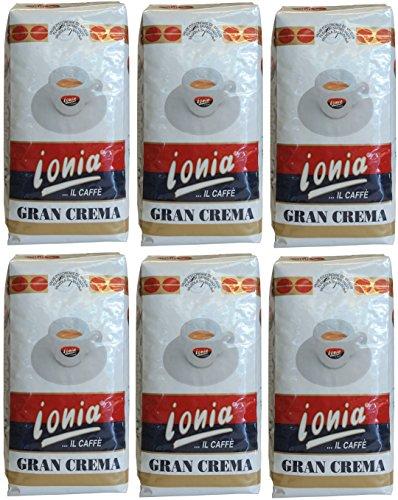 Ionia Espresso Gran Crema (6x 1kg)