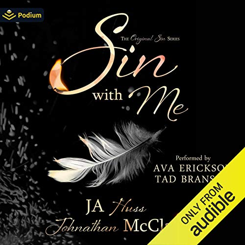 Sin with Me Audiobook By Johnathan McClain, JA Huss cover art