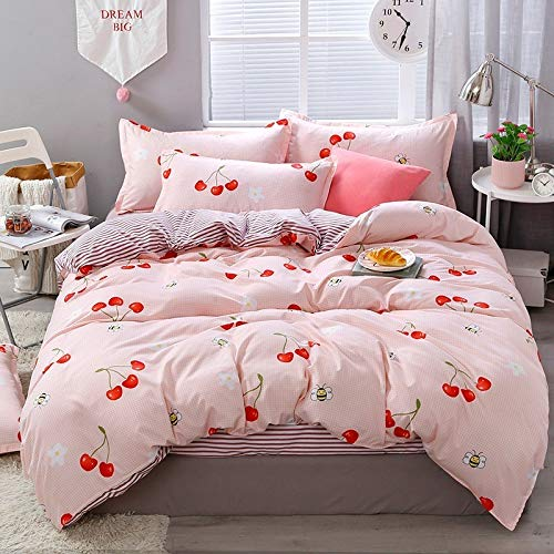 ANSDJNSK Solstice Stylish Black Flamingo Style Comforter Bedding Set 3/4pcs Bedclothes Sets Bed Linings Duvet Cover Bed Sheet Pillowcases