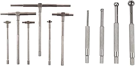 GFORTUN 50 Pcs 1//4-20 Zinc Plated Rivet Nut Carbon Steel Flat Head Insert Nutsert 0.5-3.5mm Rivet Range for Industrial Fastener