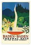 Pacifica Island Art Baden-Baden Deutschland - Thermalbäder