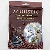 アコースティックギター弦 6弦セット 012~053