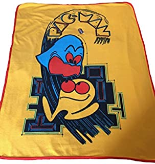 Loot Crate Pac-Man Throw Blanket Fleece Exclusive