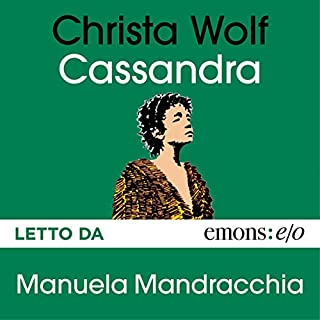 Cassandra audiobook cover art