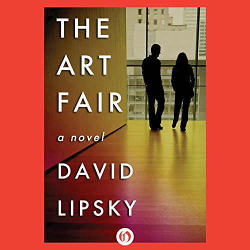 The Art Fair audiobook cover art