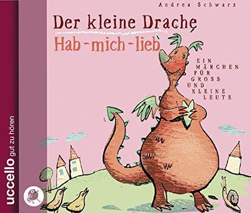 Der kleine Drache Hab-mich-lieb, 2 Audio-CDs