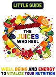 THE JUICES WHO HEAL: Well being and energy to vitalize your nutrition (English Edition)