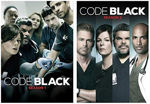 Code Black: Season 1 & 2 [DVD]