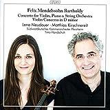 Konzert Für Violine,Klavier  und Streichorchester