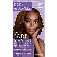 SoftSheen Carson Dark and Lovely Reviving Colors Semi-Permanent Haircolor, Brown Cinnamon 391 - kit (並行輸入品)