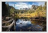 ProFrames Poster Gießerei, Fern Lake Colorado, Rocky