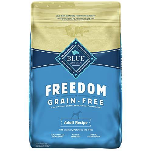 Blue Buffalo Freedom Grain Free Natural Adult Dry...