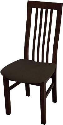 Stühle 2 Bezug echt Leder 2 Küchenstühle Wildeiche massiv