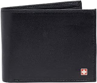 Swiss Military Black Men's Wallet (LW29)