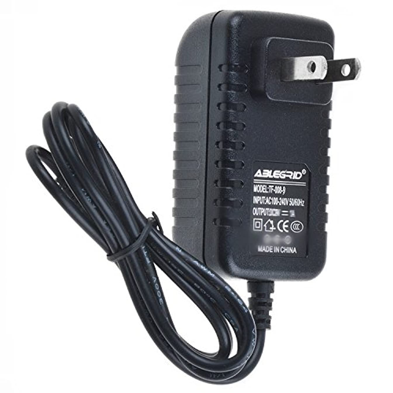 ABLEGRID AC/DC Adapter for Balance 5K 5100 Upright Exercise Bike Power Supply Cord Cable PS Charger Input: 100-240 VAC 50/60Hz Worldwide Voltage Use PSU
