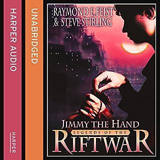 Couverture de Jimmy the Hand