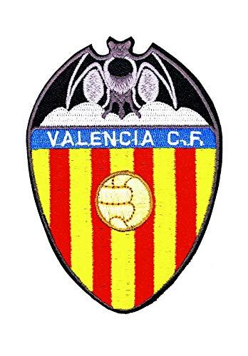 Gemelolandia Parche Termoadhesivo Valencia CF 10x7cm