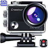 Best Action Cameras - Crosstour CT9100 4K 20MP Action Camera with Webcam Review