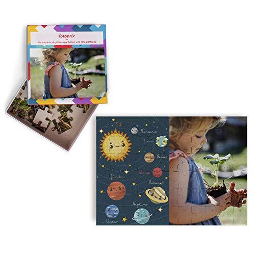 buenos comparativa Fotoprix Puzzles de aprendizaje personalizados con niños o niñas |  5 modelos diferentes … y opiniones de 2021