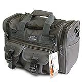 Nexpak 15' Tactical Duffle Military Molle Gear Shoulder Strap Range Bag TF115 GMG Gunmetal Grey