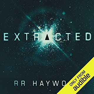 Extracted     Extracted, Book 1              By:                                                                                                                                 R. R. Haywood                               Narrated by:                                                                                                                                 Carl Prekopp                      Length: 12 hrs and 40 mins     2,462 ratings     Overall 4.5